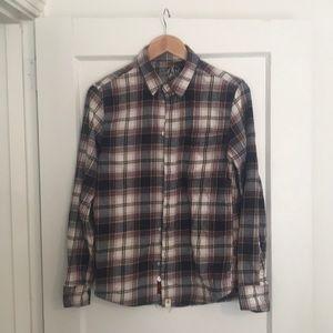 Altamont Stagger Andrew Reynolds Flannel shirt